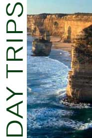 Link to                         information about the terrific Day Trips from                         Port fairy