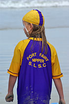 link to the Port Fairy Surf Lifesaving                             Club