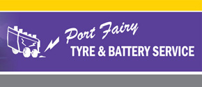 Port Fairy Tyre & Battery link to website